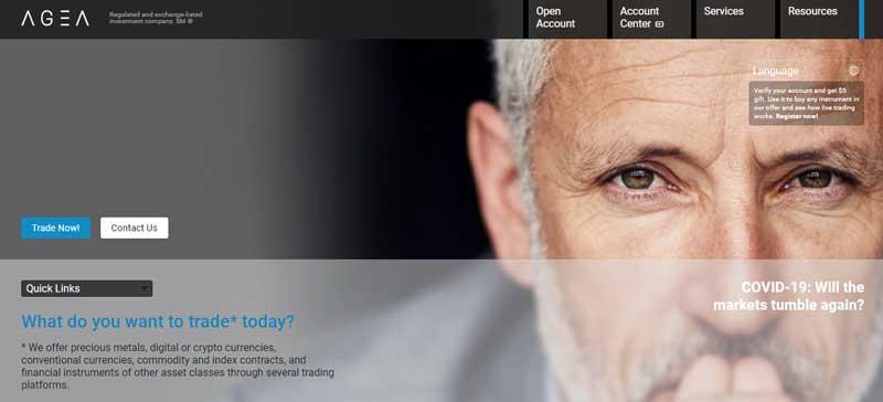 AGEA Home Page
